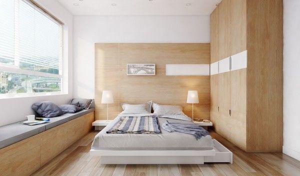 Wood Paneled Room