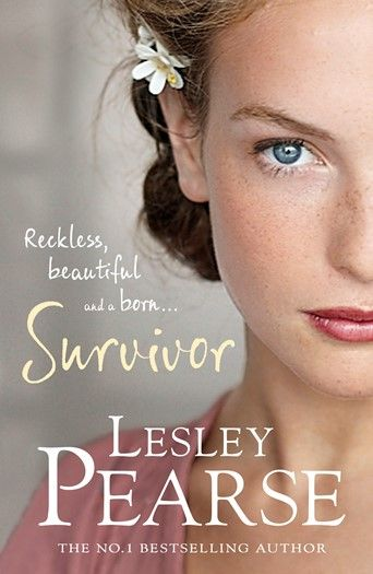 It's the beautiful new cover of #Survivor - Lesley's 22nd book, and the third installment of the #Belle series, out on the 13th February - don't miss it! #LesleyPearse