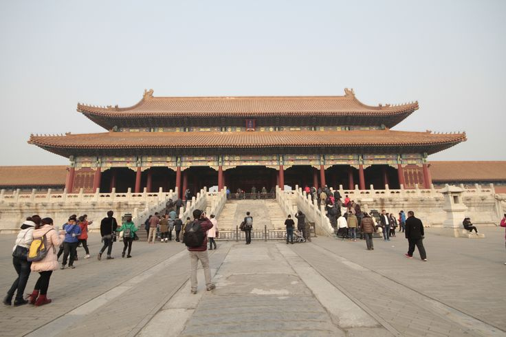Forbidden city, Beijing, China. Photo by Guillermo Marcondes Zambrano