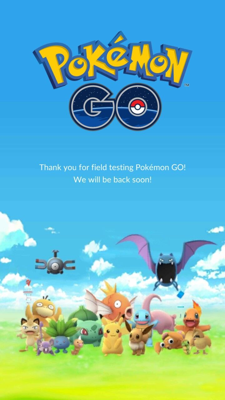 favd_pokemon-go-field-tester-July 02 2016 at 05:27AM - I think it's wonderful that this app is out and that it gets the kids out and walking around! Kudos!