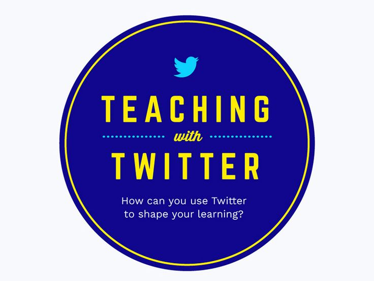 Twitter With Meaning? 5 Authentic Roles For Twitter In Your School