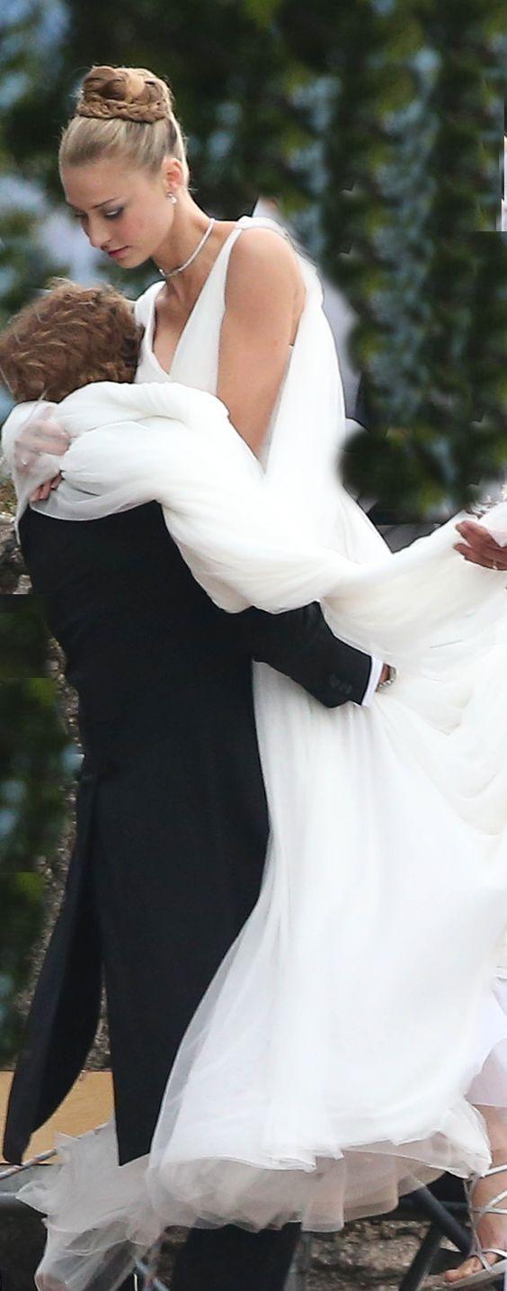 Pierre Casiraghi Beatrice Borromeo Wedding Italy 2015