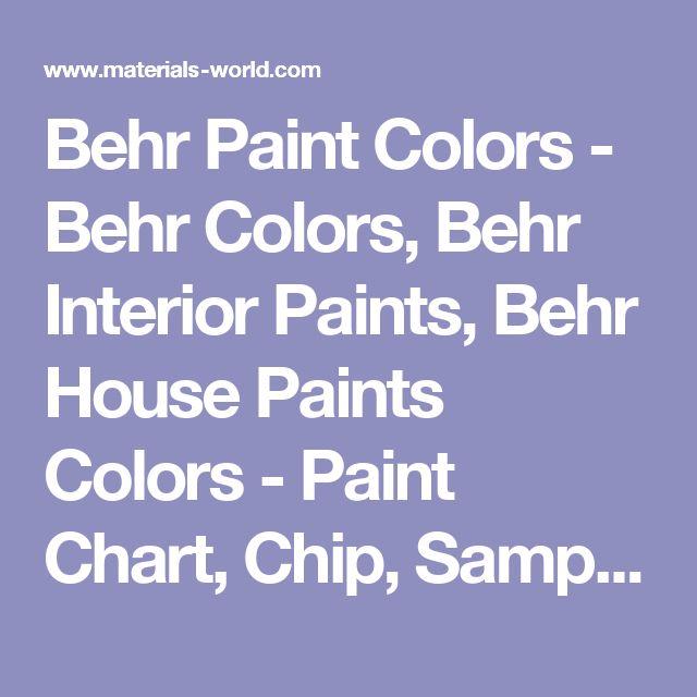 17 Best Ideas About Behr Paint Colors On Pinterest Behr Paint Bedroom Paint Colors And Blue