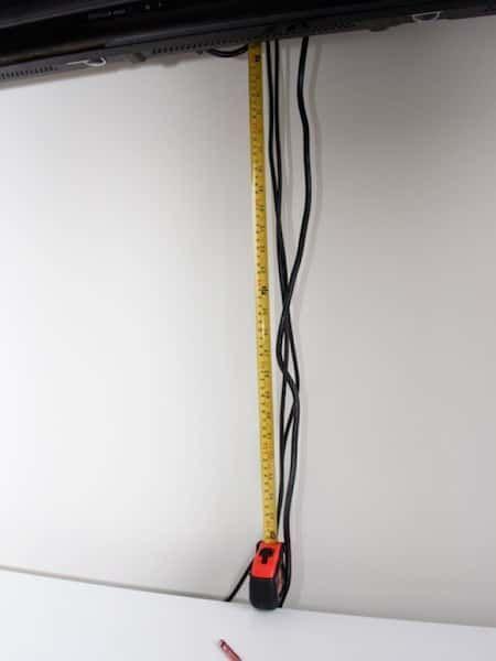 Comment Cacher Les Cables De La Tele En 5 Min Chrono Cache