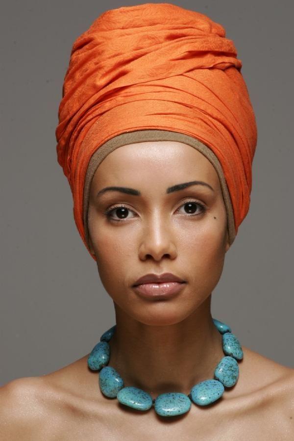 {Grow Lust Worthy Hair FASTER Naturally} ========================== Go To: www.HairTriggerr.com ==========================     Beautiful Orange Turban!
