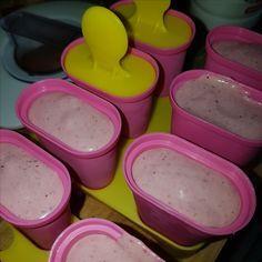 O reteta pentru înghețată rapidă și delicioasă  dar cel mai important, SĂNĂTOASĂ!