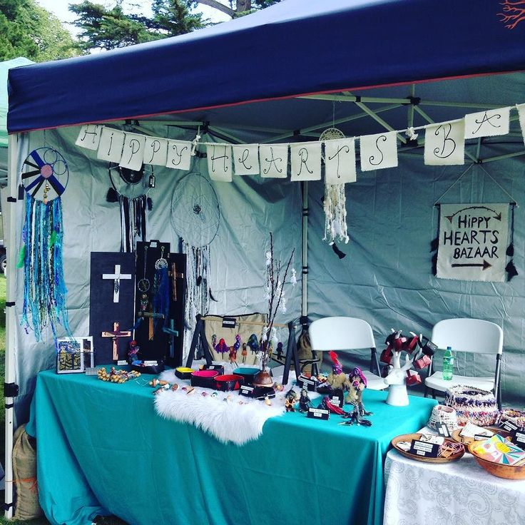 #hippyheartsbazaar had an awesome day today at #lazymaymarkets it was so much fun. #myway #lazymaymarkets #hippyheartsbazaar #stall #market by hippyheartsbazaar