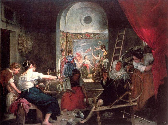 Velazquez Paintings Reproductions 1