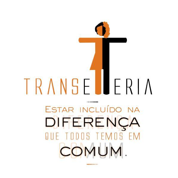 Logo/Conceito Transeteria #art #design #illustrator #photoshop #cs6 #adobe