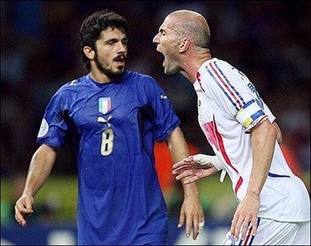 Lessons in Calcio - Gennaro Gattuso