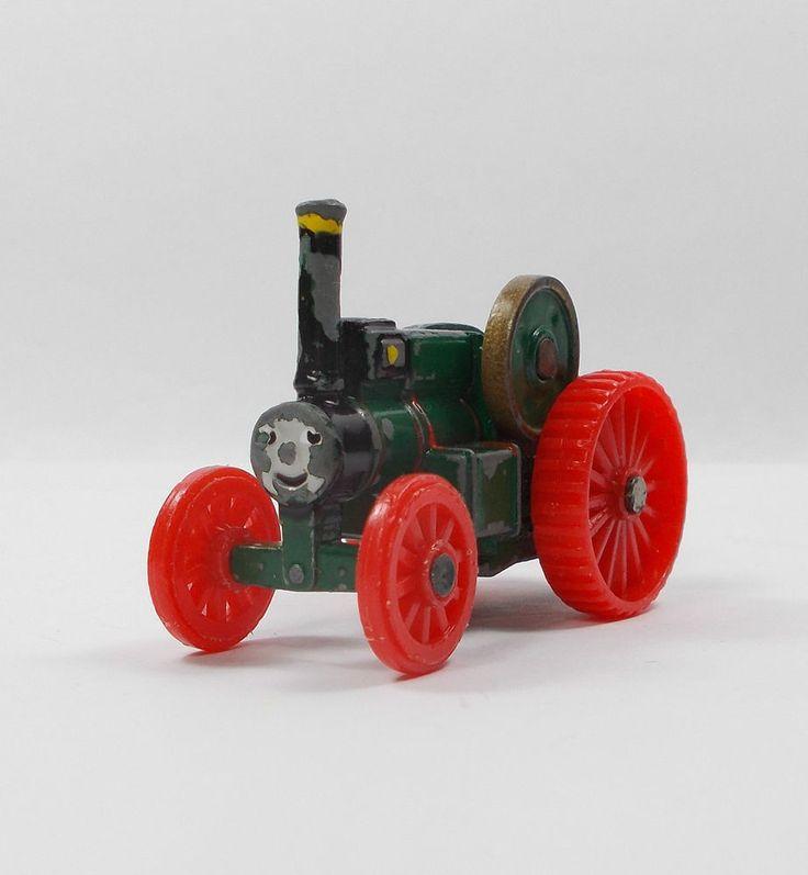 Thomas The Tank Engine - Trevor - Die-cast Model - Ertl 1991 (2)