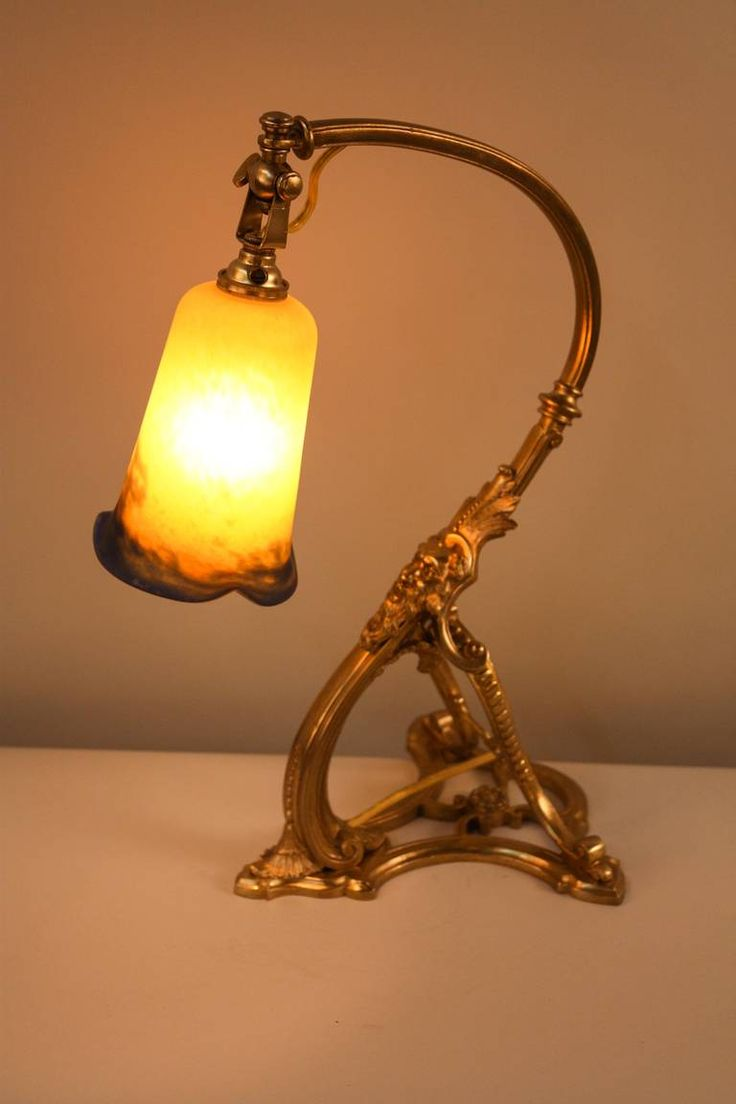 Best 25 antique table lamps ideas on pinterest antique lamps 1920s french bronze desk lamp by noverdy geotapseo Images