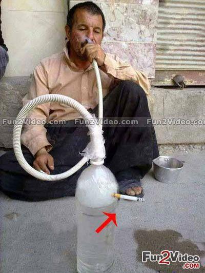 India Hookah Trick Funny