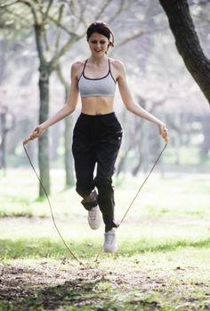 Eén van de allerbeste workouts: touwtje springen! - Ze.nl - Hét online magazine voor vrouwen!