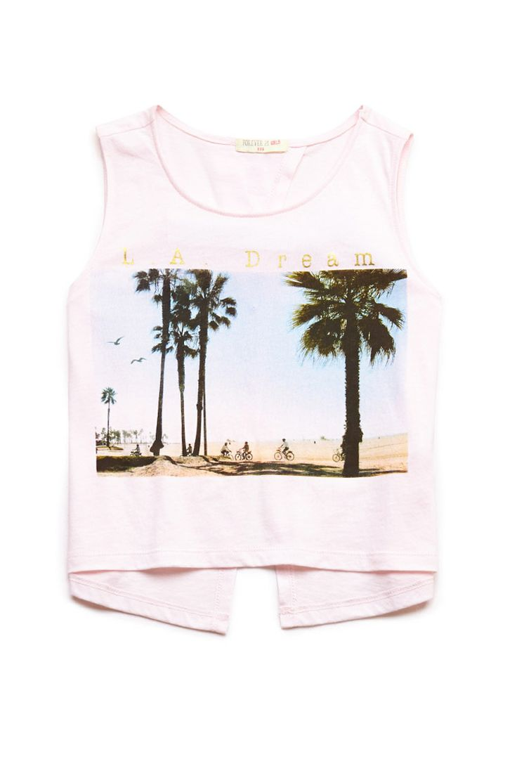 I just lurv graphic tees and tanks like this! Just perfect for summer!