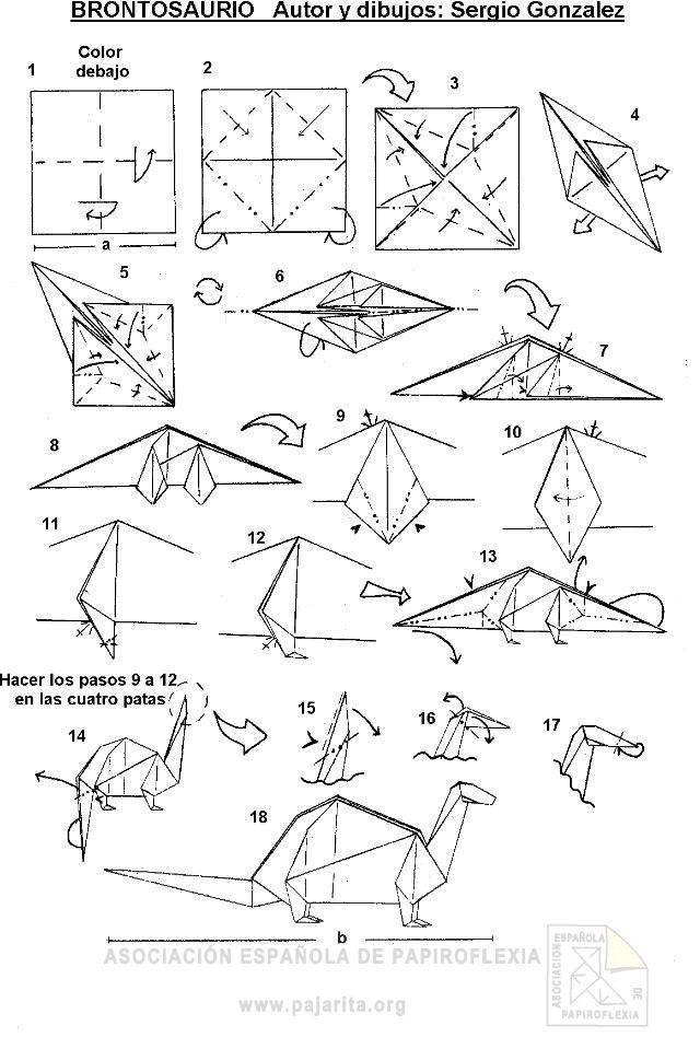 2819 best origami animais e seres mitol u00f3gicos images on pinterest