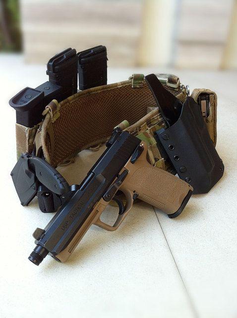 Everyone needs a war belt