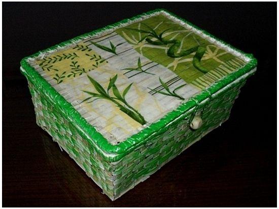 Bambusová krabička   Moje mozkovna