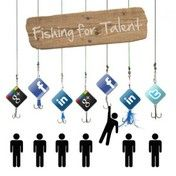 """""""Fishing for talent"""" - social media and how it relates to HR"""
