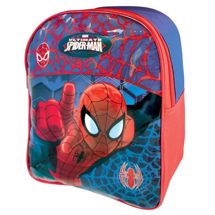 Mochila de Spiderman Mediana