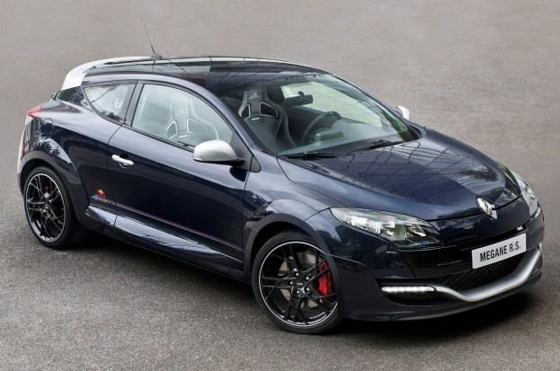 F1-Inspired Renault Megane R.S. Hot Hatch Unveiled (W/Video) - WOT on Motor Trend
