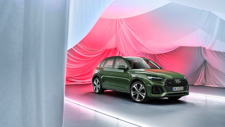2021 Audi Q5 Facelift Revealed With Customizable Oled Taillights In 2020 Audi Q5 Audi Facelift