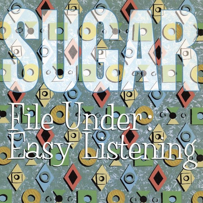 Sugar (Bob Mould) - File Under: Easy Listening Deluxe Edition Vinyl Record