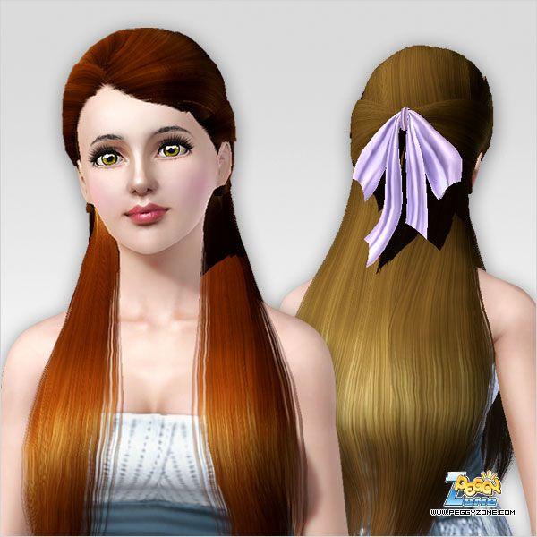 Pin By Safaa On Sims 3 Sims 3 Sims Hair Sims