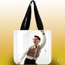 Harry Styles Marcel One Direction Tote Bags