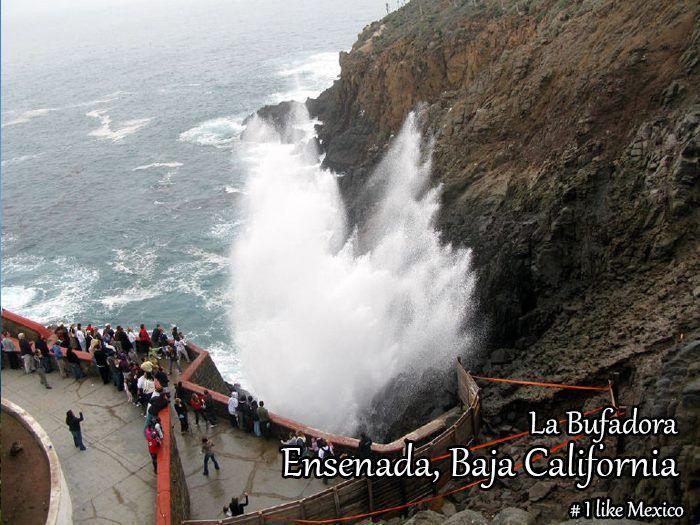 Ensenada Tours La Bufadora