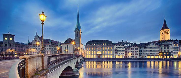 Zürich erbjuder en härligt varierad livsstil, från glamourös shopping till fantastisk natur. Detta är staden som passar alla smaker och livsstilar