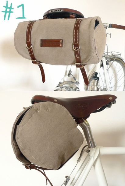 bike bag similar to this
