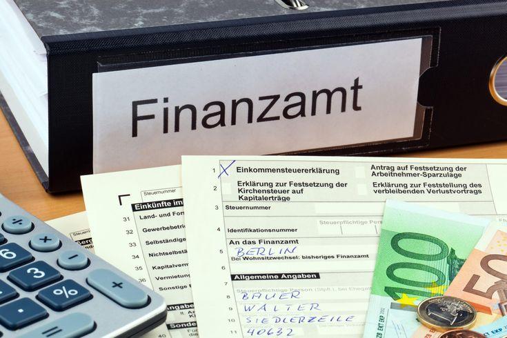 Grundregeln für die Steuererklärung – Tatjana Vos