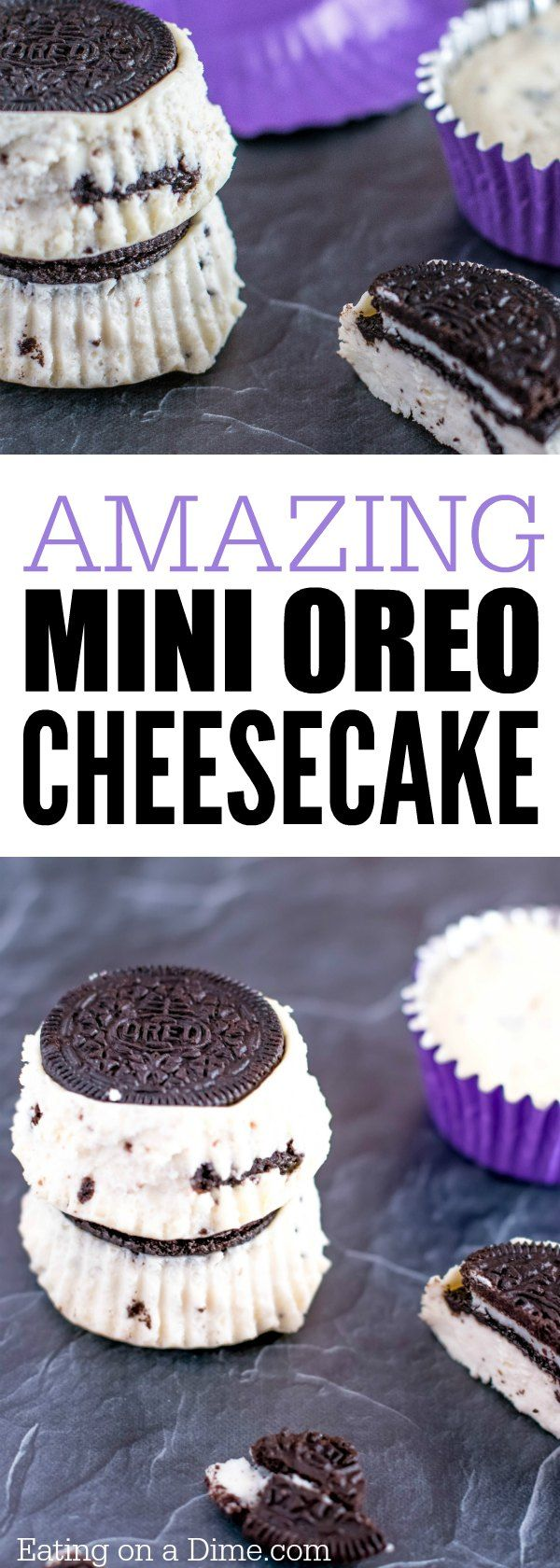 Easy oreo cookie cheesecake recipe