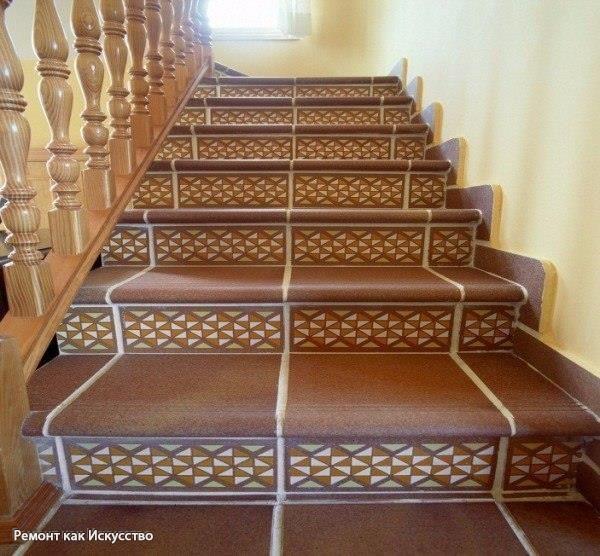 ОБЛИЦОВКА СТУПЕНЕЙ ЛЕСТНИЦЫ: ВЫБОР ПОДХОДЯЩЕГО МАТЕРИАЛА  Выбор материала для отделки ступеней Лестница является не только методом, с помощью которого люди могут передвигаться между этажами, но и очень оригинальным дополнением дизайна помещения. Именно поэтому ее ступени должны быть не только практичными, но и иметь достаточно привлекательный внешний вид, поэтому без качественной облицовки ступеней лестниц не обойтись.  Материалы, которые используются  Облицовка лестниц и ступеней может…
