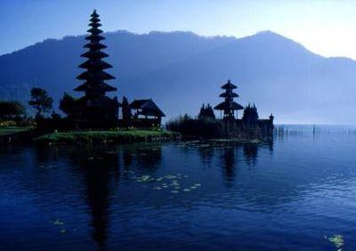 Bali plante le décor idyllique du film Mange, Prie, Aime.