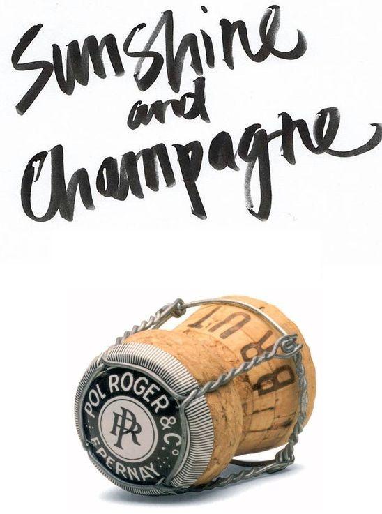 Enjoy Live with Pol Roger! http://www.flesjewijn.com/pol-roger-champagne