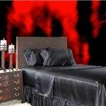Gotische slaapkamer ontwerp games