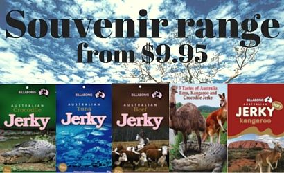 Awesome souvenir jerky for just $9.95 per pack!! #jerky  #food #ingredients #jerkyingredients #jerkyreview #snack #protein #snackfood