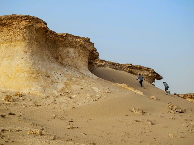 D O H A desert