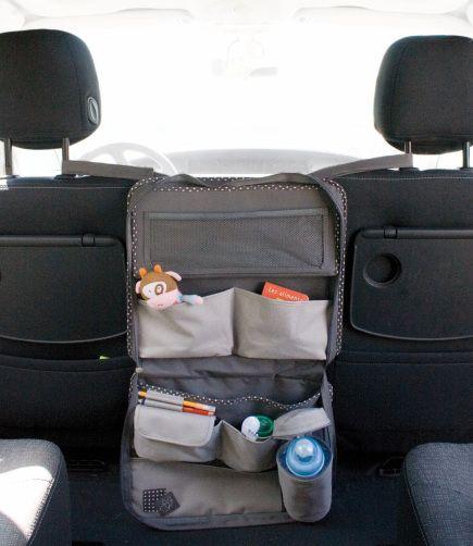 Organiser les jouets de ses enfants dans sa voiture avec CANDIDE #Concours #CNOEL - Confidences de maman