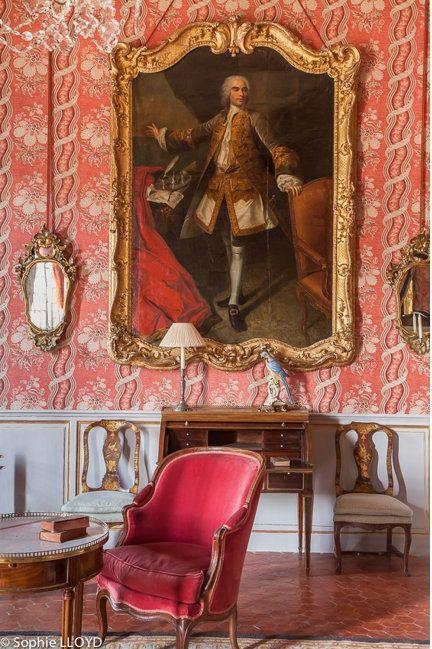 h tel de caumont aix en provence interiors pinterest. Black Bedroom Furniture Sets. Home Design Ideas