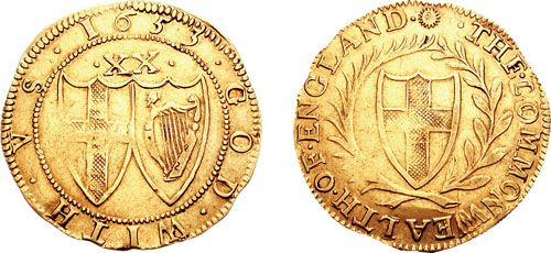 coins unity 17th century - Google Search