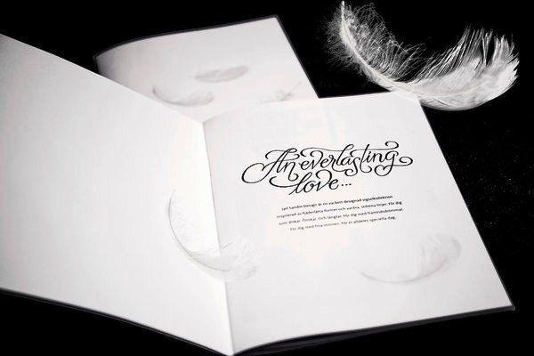 Desain katalog brosur perhiasan - Fjäderlätta Former 2
