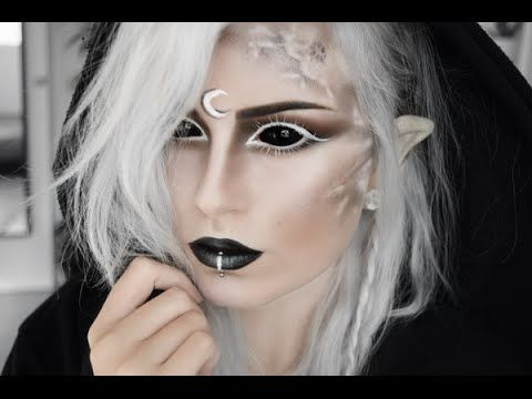 ☾ I Hope you guys liked this video!☾ ________________________________________­__________________________ ♥Products: Back Sclera Lenses- Buttericks Elf Ears- ...
