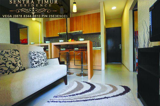 Jual Apartemen Murah Jakarta Timur.  Apartemen Sentra Timur Residence type 36 (2 Bedroom) menerapkan desain minimalis namun tetap terkesan mewah dengan mengefisienkan setiap sudut ruangan.    Info: http://sentratimur.vegaaminkusumo.com   #sentratimur #apartemen #jual_apartemen #apartemen_murah #sentra_timur #sentra_timur_residence #desain #desainapartemen #desainminimalis #minimalis #livingroom #sentratimurresidence
