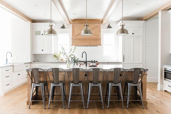 New Construction Modern Farmhouse Design Home Bunch An Interior