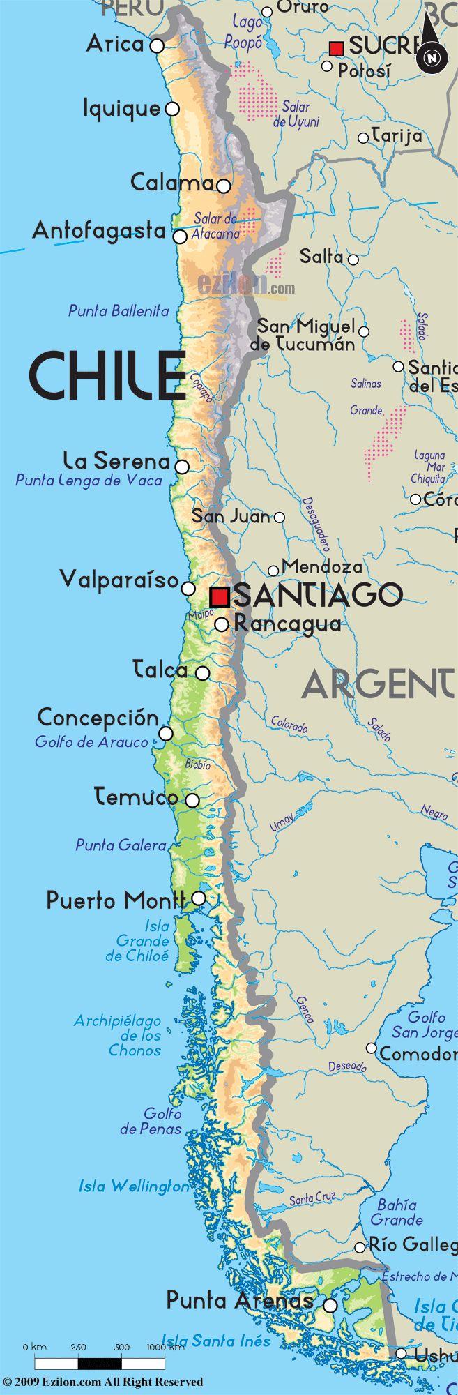 Quiero ir!!!! Chile