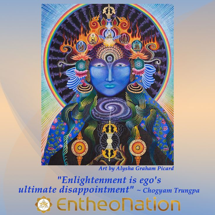 """Enlightenment is ego's ultimate disappointment"" ~ Chogyam Trungpa Art by Alysha Graham Picard About the author, LornaLorna Liana is a new media strategist and lifestyle business coach to visionary entrepreneurs. She travels the world while running her business as a digital nomad. Lorna's boutique agency provides ""done for you"" web design, development and online marketing…"
