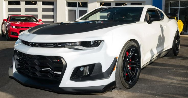 New 2018 Chevrolet Camaro ZL1 1LE Puts On Its Tracksuit #Chevrolet #Chevrolet_Camaro